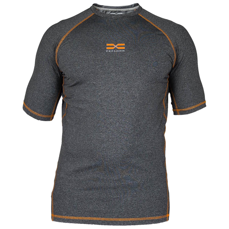 FEFLOGX Sportswear, neues Ghost-Foto, Rashguard Compression.