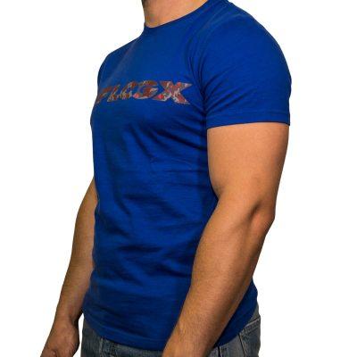 FEFLOGX T-Shirt Basic, Links (weiß)
