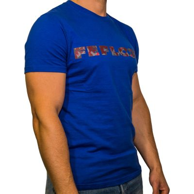 FEFLOGX T-Shirt Basic, Rechts (1) (weiß)