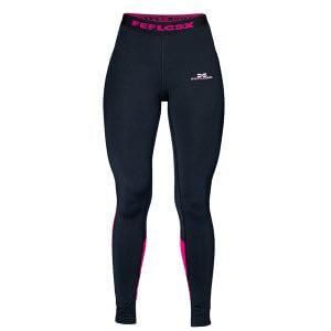FEFLOGX Sportswear Damen Leggings Motion, Ghost-Foto (1).