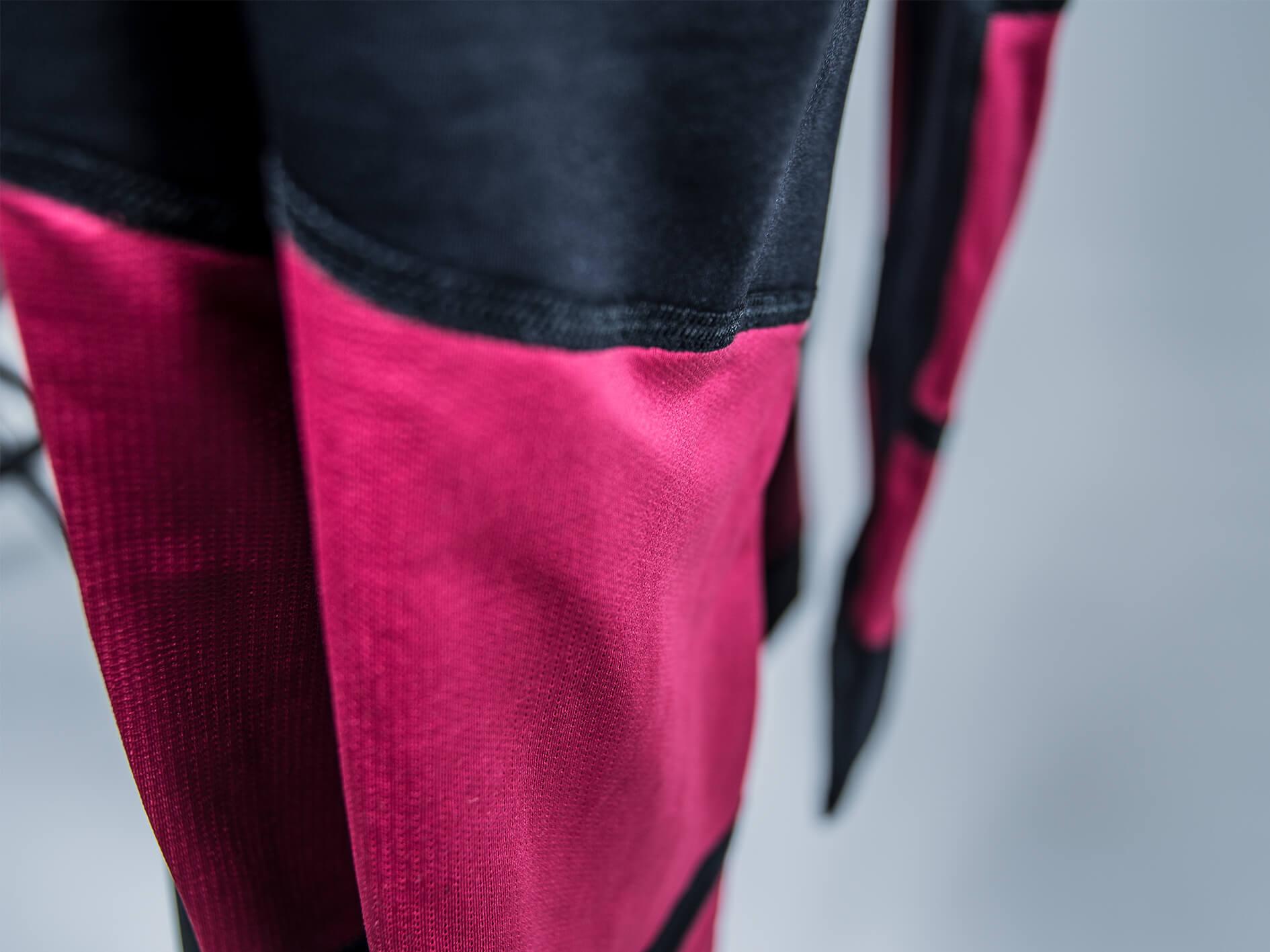 FEFLOGX Sportswear Damen Leggings Motion, Detail-Foto.