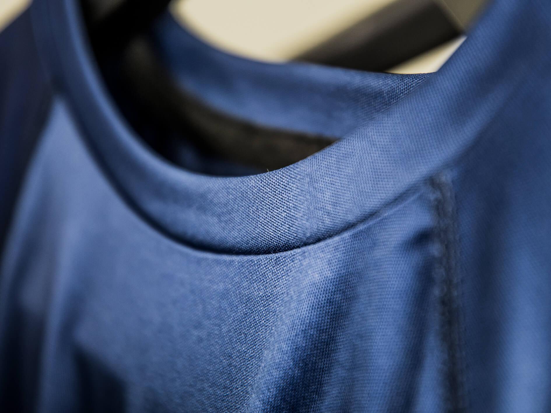 FEFLOGX Sportswear Funktionsshirt Pure, Detail-Foto (1).