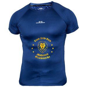 FEFLOGX Sportswear Support-Shirt von FEFLOGX-Fighter Mohamed Grabinski, Ghost-Foto.