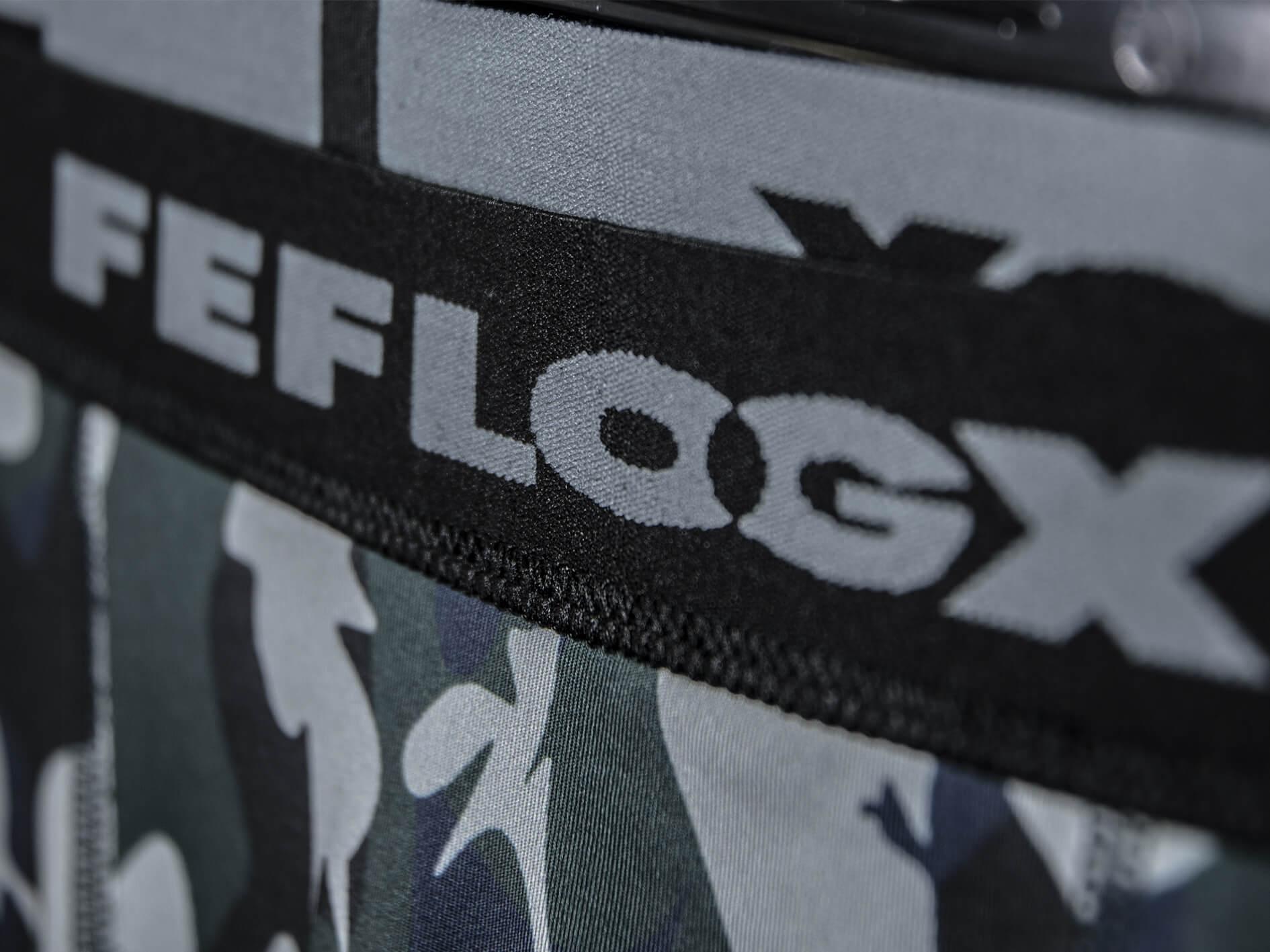 FEFLOGX Sportswear Camouflage Leggings Pure, Detail-Foto.