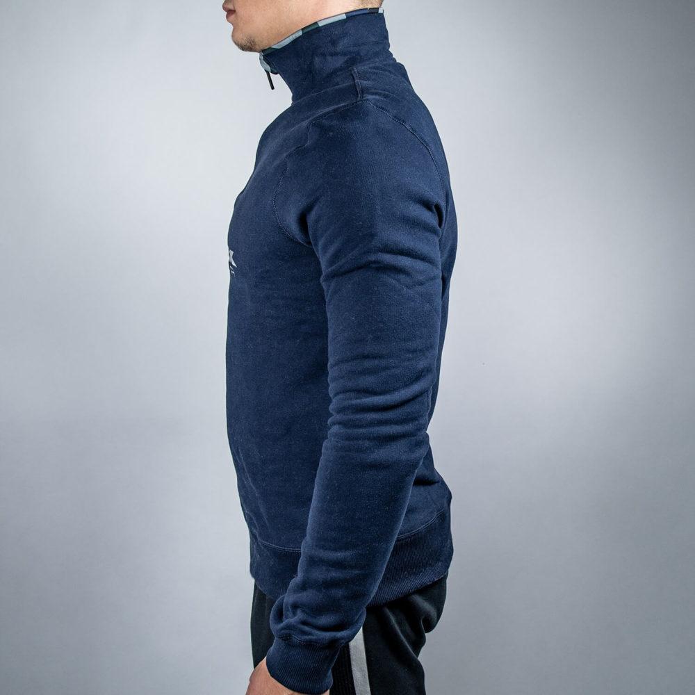 FEFLOGX Sportswear 1/4-Zip-Sweater, Links.