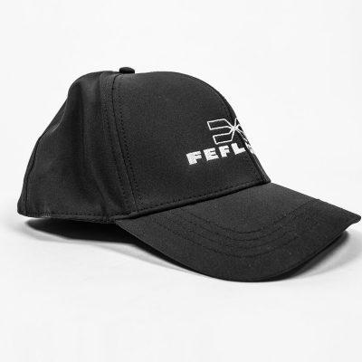 FEFLOGX Sportswear Accessoires Kappe Pure Sport, Vorder-Ansicht (1).