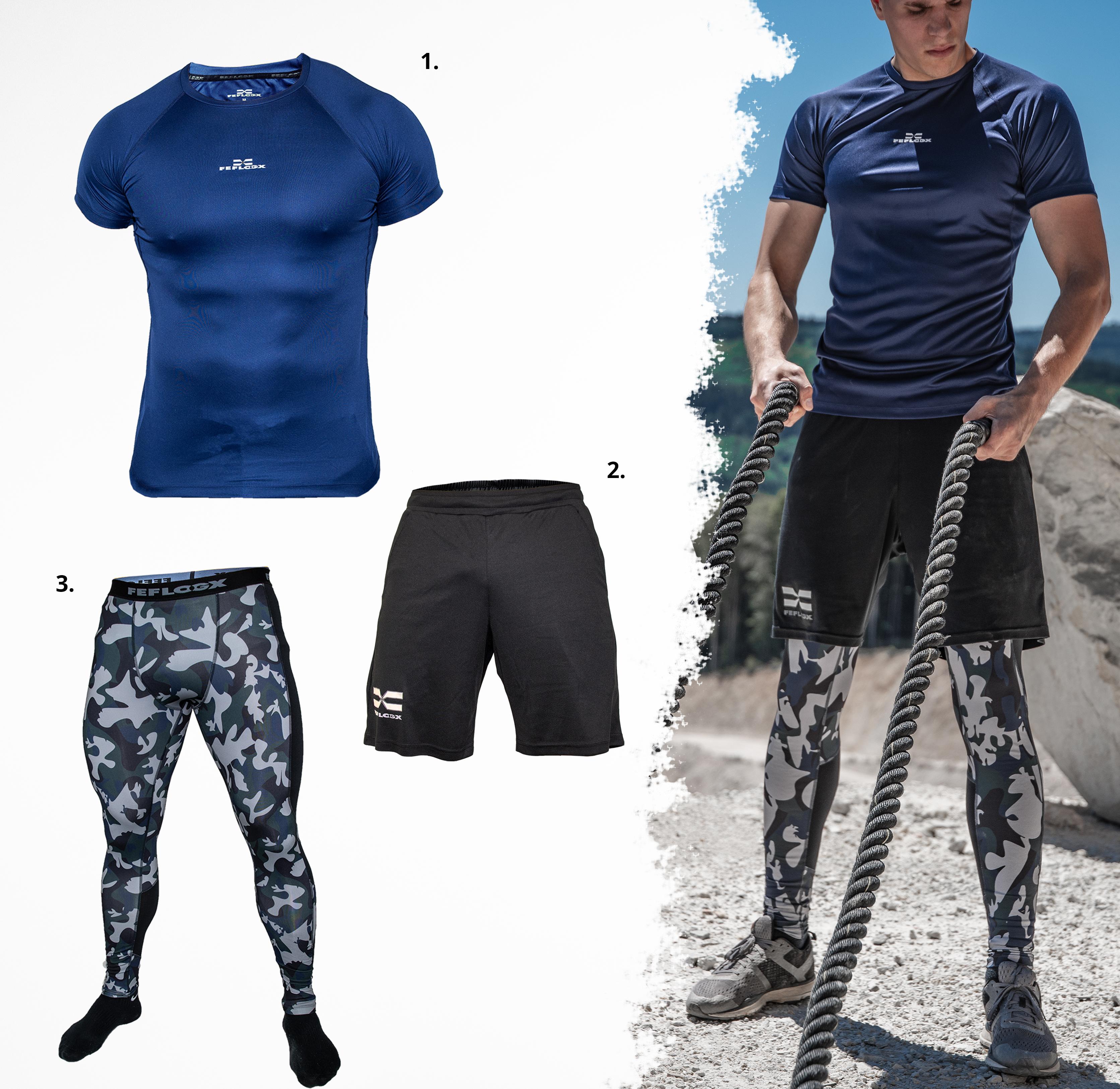 FEFLOGX Sportswear Pakage: Das Beste für dei Besten (1).