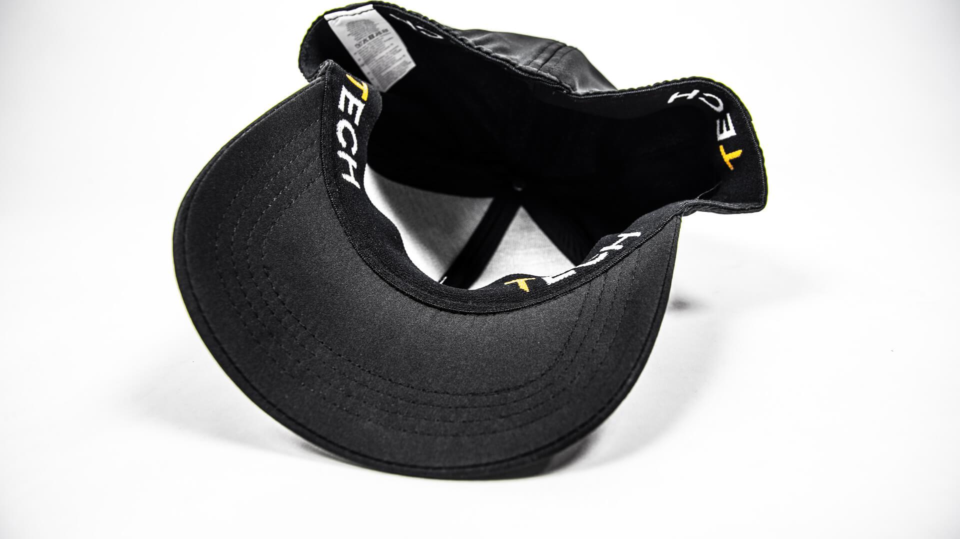 FEFLOGX Sportswear Basic Kappe Pure Sport, Unten-Ansicht.