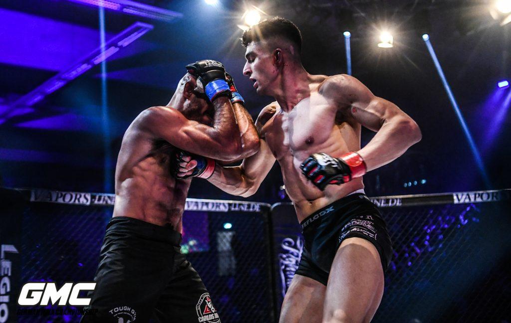 FEFLOGX Sportswear bei GMC 18 in Hamburg, MMA Fighter (30).