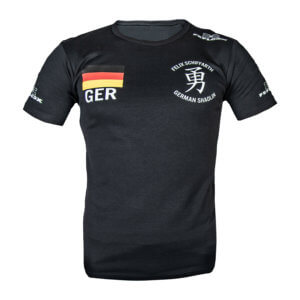 FEFLOGX Sportswear Support-Shirt, Felix Schiffarth, GMC, MMA Fighter.