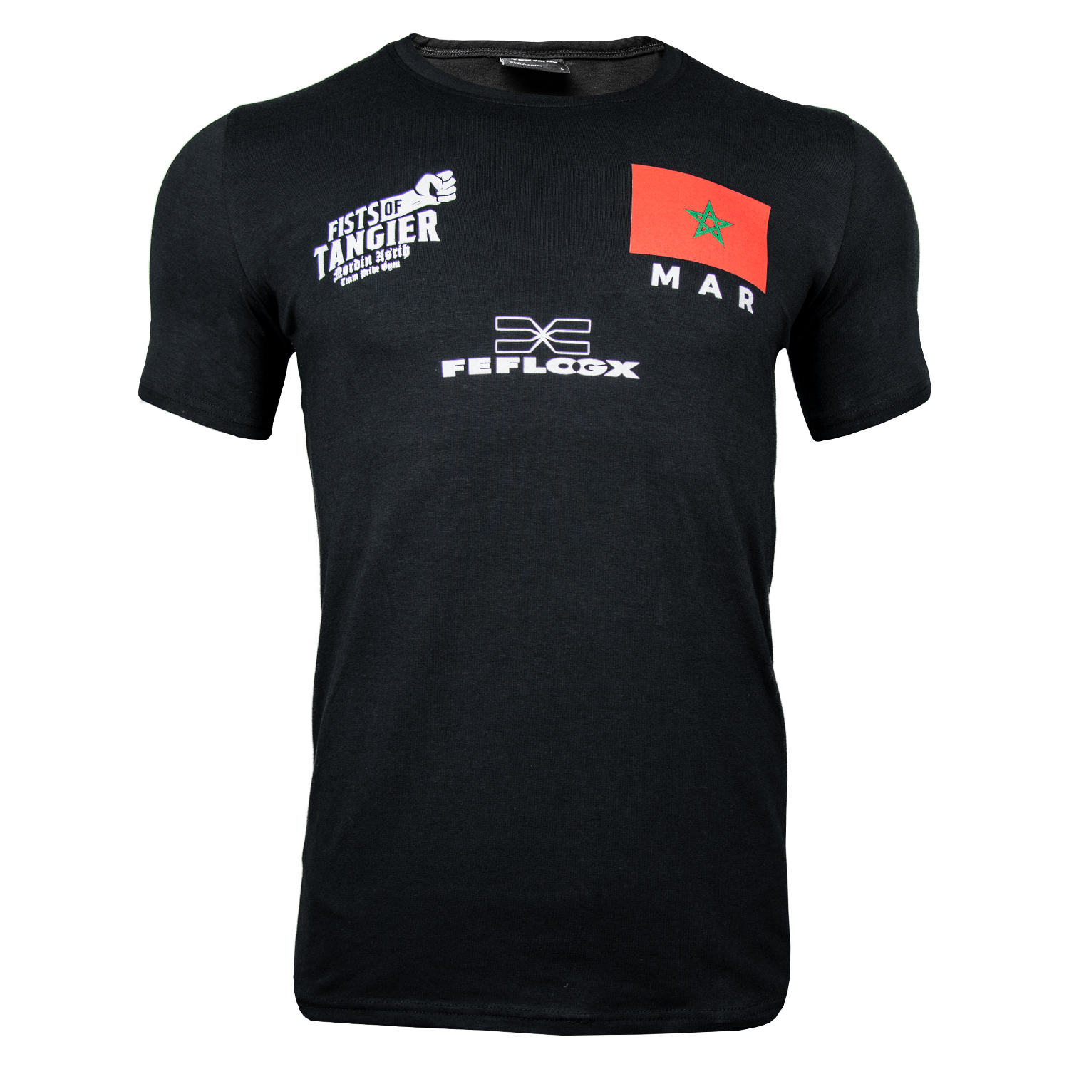 SUPPORT-SHIRT GMC MMA CHAMPION NORDIN ASRIH