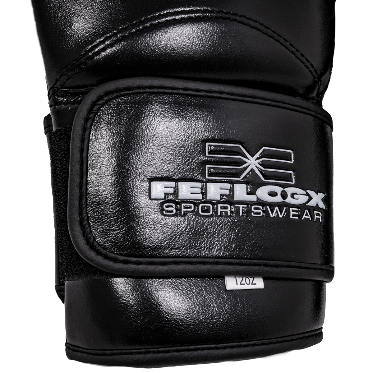 Verschluss, Profi Boxhandschuhe EXC Move von FEFLOGX Sportswear, 10 & 12 & 14 & 16 Unzen, Boxen, hochwertigstes Echt-Leder.