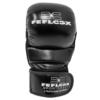 Obere Ansicht, Profi MMA Sparringshandschuhe EXC Move von FEFLOGX Sportswear.