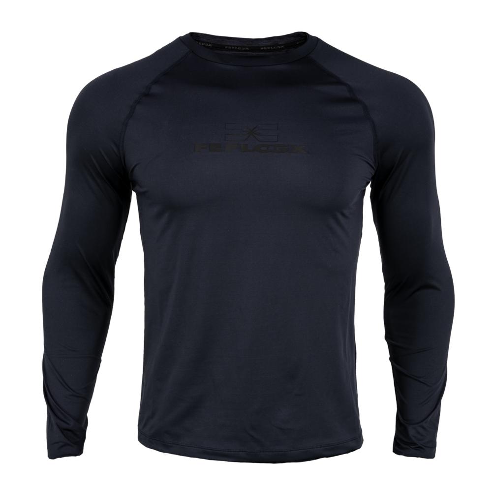Herren Langes Rashguard EXC Move von FEFLOGX Sportswear, MMA, Grappling, vorne.