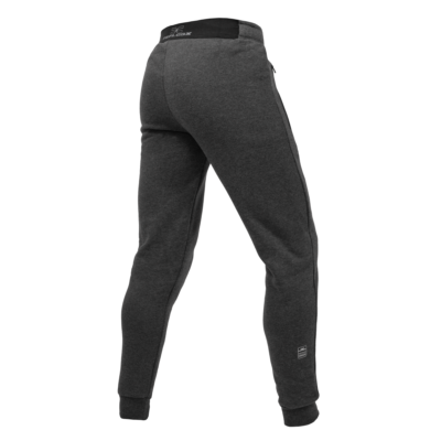 Jogginghose EXC Move von FEFLOGX Sportswear, Lasercut, hinten Gummi.