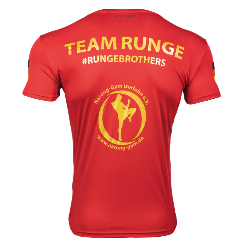 SUPPORT-SHIRT GMC MMA-FIGHTER RENE RUNGE