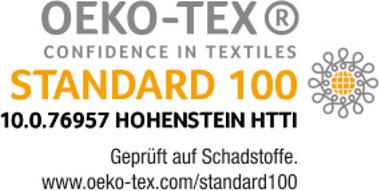 Oeko Tex Standard 100, FEFLOGX Sportswear.