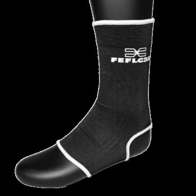 FEFLOGX Sportswear Knöchelschutz excellent Movement, äußere Seitenansicht der Fußbandage.