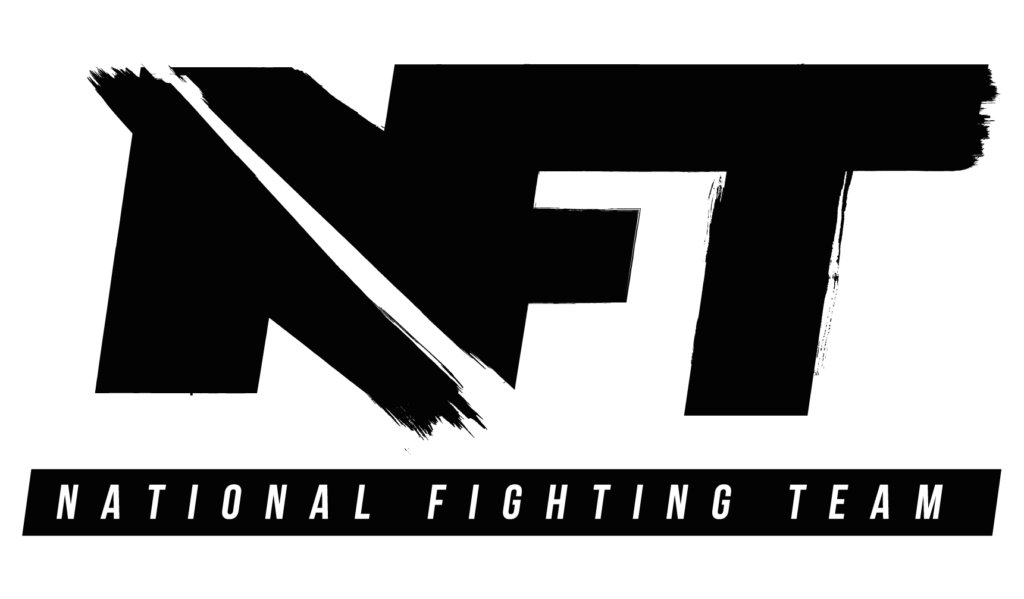 Logo des MMA/Kampfsport Studios National Fighting Team, NFT Gym aus Krefeld, Partner von FEFLOGX Sportswear.
