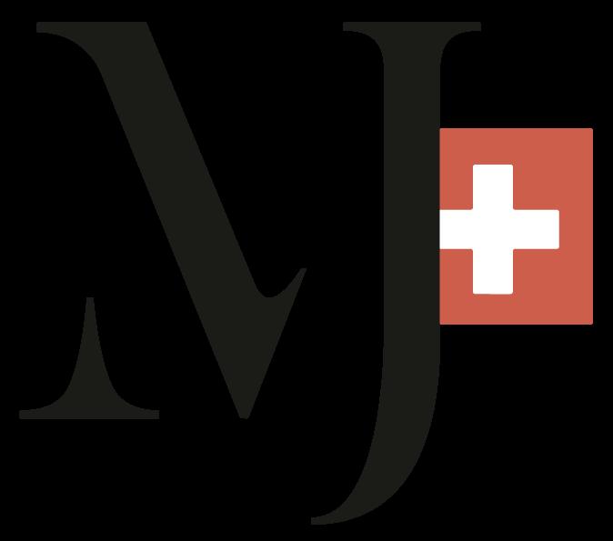 Logo des besten & zertifiziertesten Canabidiol (CBD) Herstellers Europas, Marry Jane CBD aus der Schweiz, Partner von FEFLOGX Sportswear.