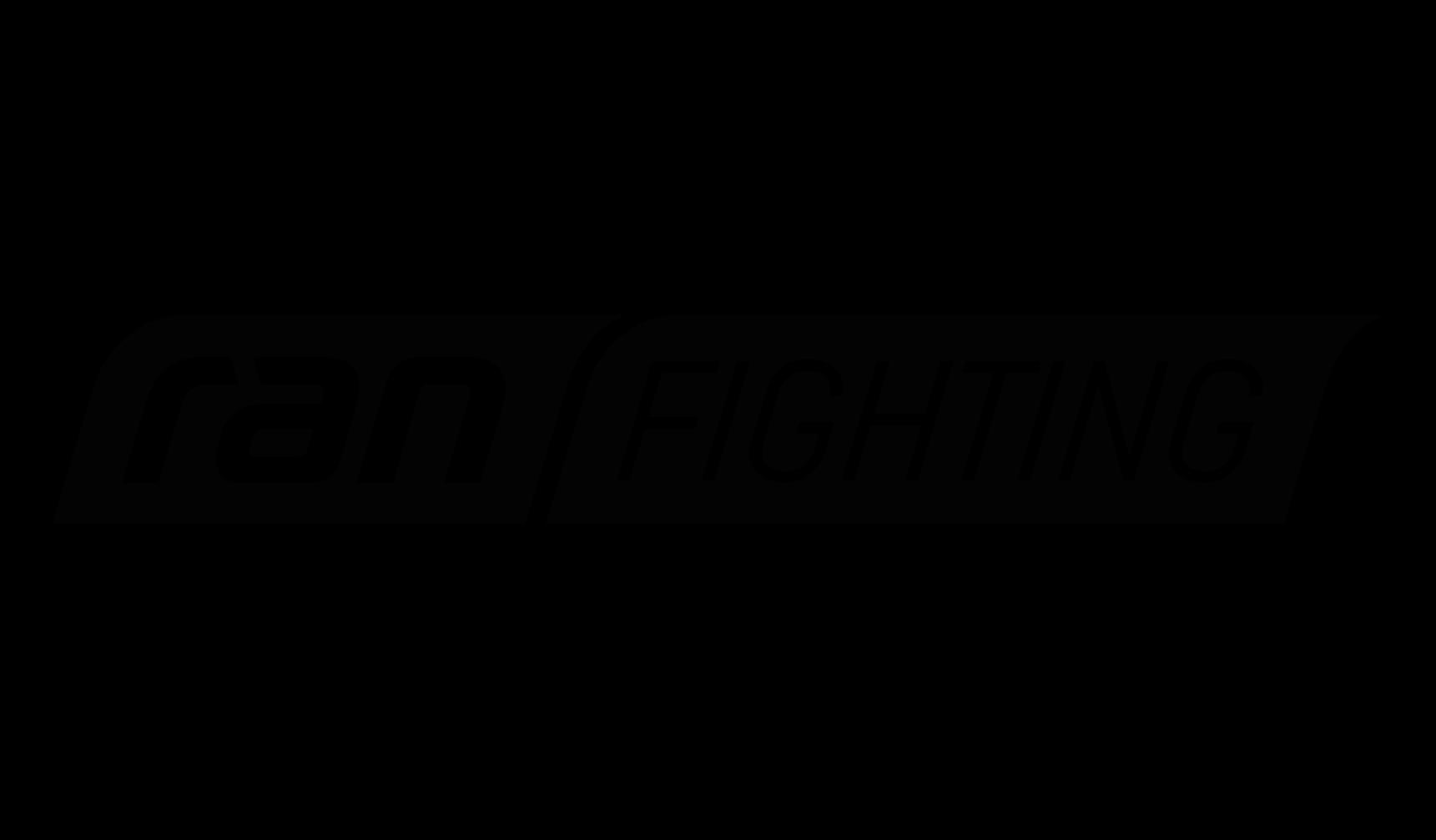 Logo des Unternehmens der ProSiebenSat.1 Media SE, Ranfighting, Ran-Fighting, Ran Fighting, Kampfsportsender und Archiv, Partner von FEFLOGX Sportswear.
