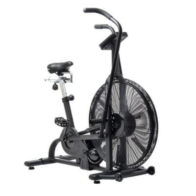 FEFLOGX Sportswear, Assault Fitness Assault Air Bike Classic, Seiten Ansicht.