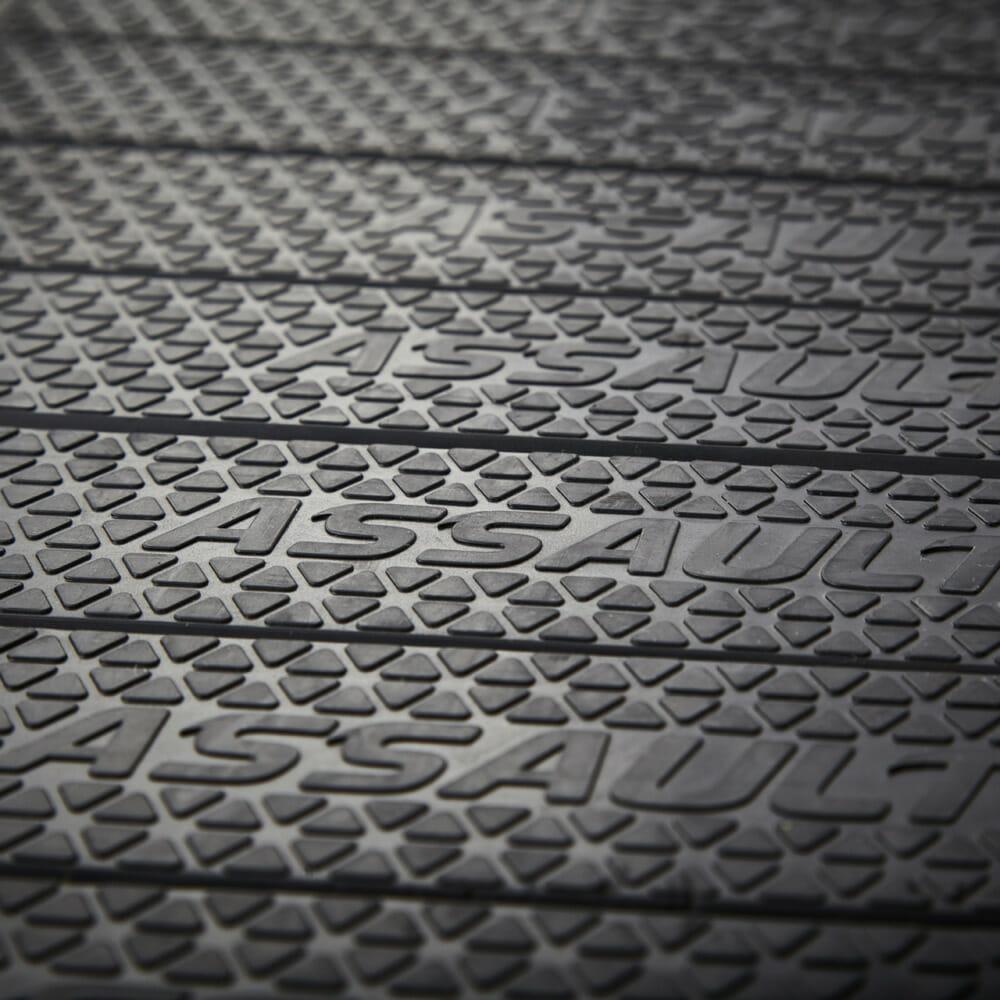 FEFLOGX Sportswear, Assault Fitness Assault Air Runner Elite, Detail Ansicht.