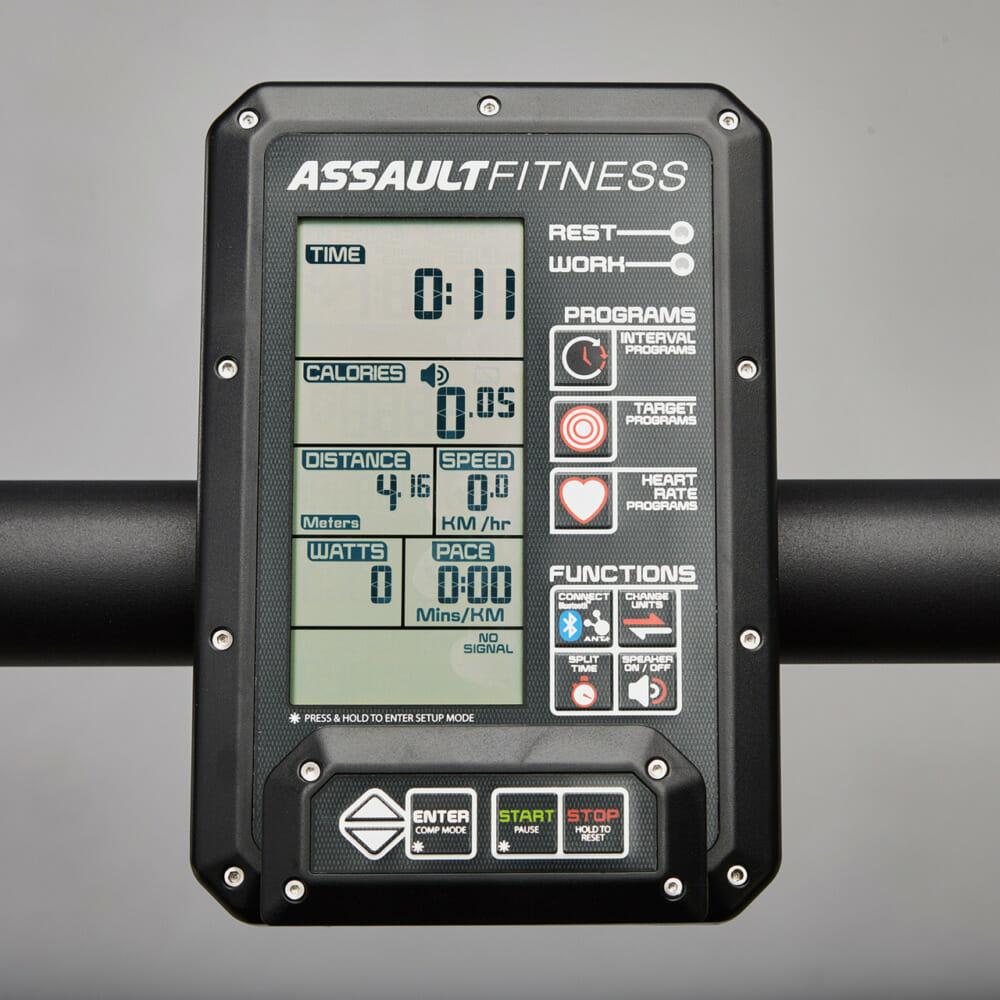FEFLOGX Sportswear, Assault Fitness Assault Air Runner Elite, Bildschirm/Screen.